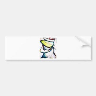 Let us take us to ideas unseen by Luminosity Bumper Sticker