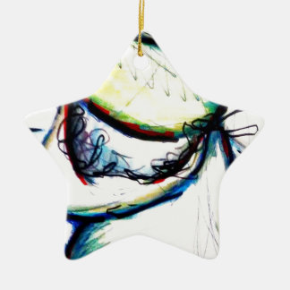 Let us take us to ideas unseen by Luminosity Ceramic Ornament