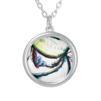 Let us take us to ideas unseen by Luminosity Silver Plated Necklace