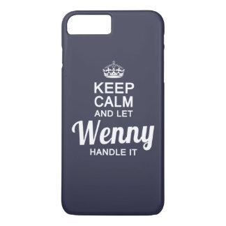 Let Wenny handle it iPhone 7 Plus Case