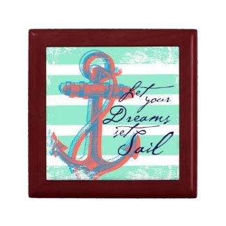 Let Your Dreams Set Sail Gift Box