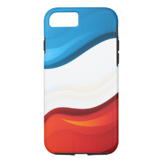 Let Your French Flag Show iPhone 7 Case
