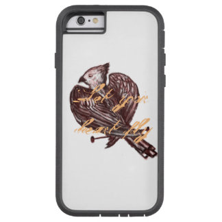 Let Your Heart Fly Phone Case