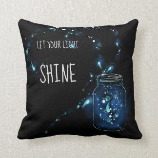 Let Your Light Shine Cushion