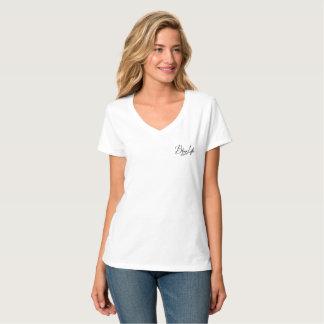Let Your Light Shine Nano V-Neck T-Shirt
