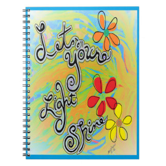 Let Your Light Shine Notebook