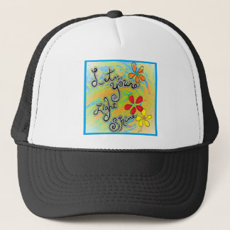 Let Your Light Shine Trucker Hat