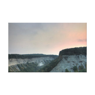 Letchworth Park Canvas Print