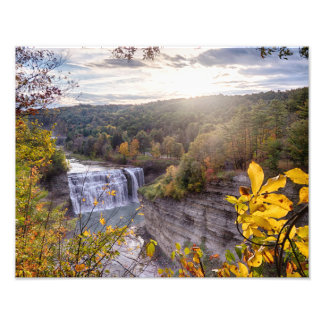 Letchworth State Park Print Photo