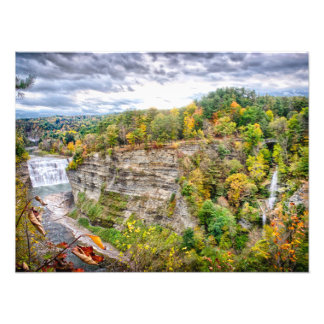 Letchworth State Park Print Photo Art