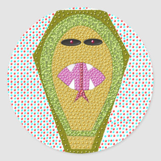 Lethal Egyptian Cobra Sticker