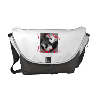 LetNothing bag design #04 Courier Bag