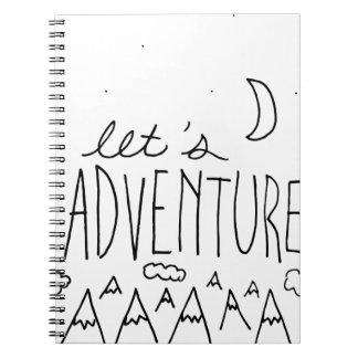 Let's Adventure-01 Notebook