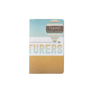 Let's Be Adventurers Travel Journal