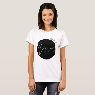 Lets Call It Love Women's Basic T-Shirt