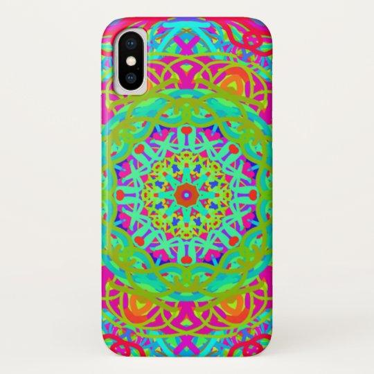 Let's Celebrate Colourful Mandala Galaxy Nexus Case