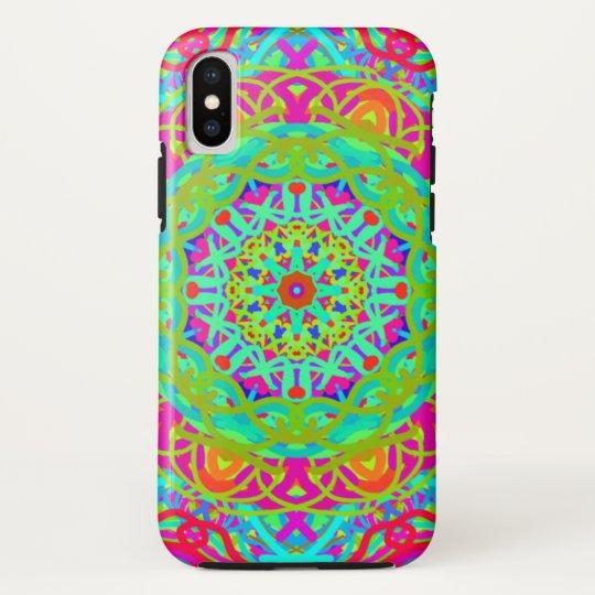 Let's Celebrate Colourful Mandala HTC Vivid / Raider 4G Cover