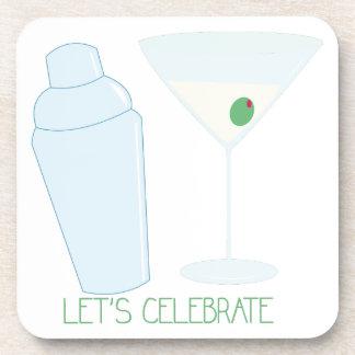 Let's Celebrate Coaster