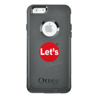 Let's Collection Art/Logo by Hadavi Artworks! OtterBox iPhone 6/6s Case