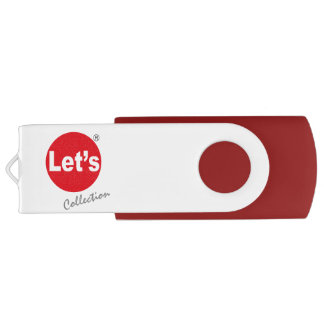 Lets Collection - made for USB Stick Flash Drive Swivel USB 3.0 Flash Drive