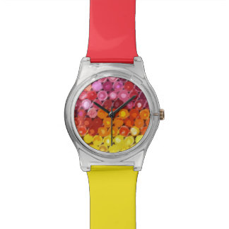 Let's Color Wristwatch