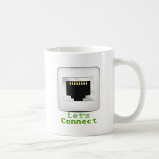 Let's Connect Mugs