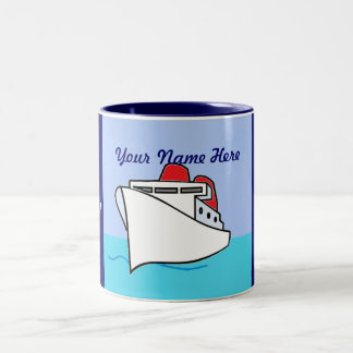 Let's Cruise Personalized Mug