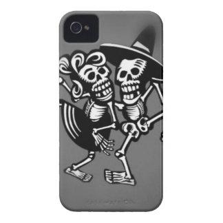 lets dance B&W iPhone 4 Case-Mate Case