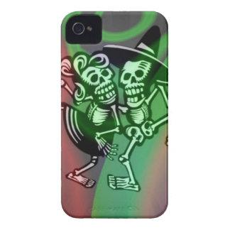 lets dance colorful iPhone 4 Case-Mate case