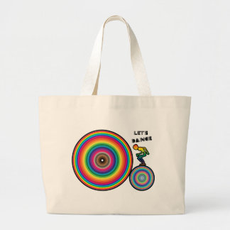 Lets Dance Cool Wear and Gift Canvas Bags