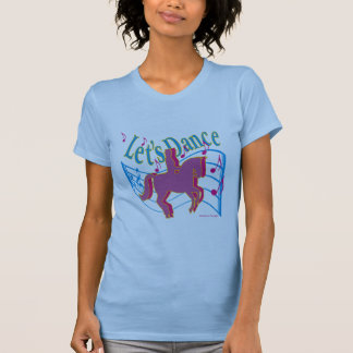 Let's Dance Ladies Dressage Shirt