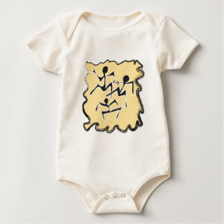Let's Dance! Baby Bodysuit