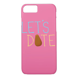 Let's date iPhone 7 case