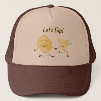Let's Dip! Trucker Hat