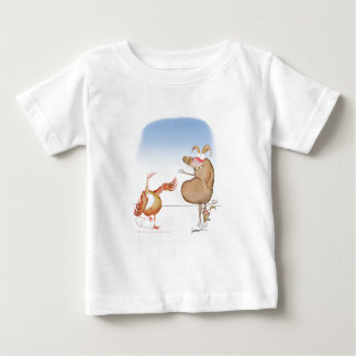 let's do breakfast, tony fernandes baby T-Shirt