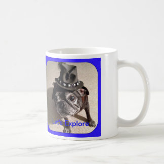 Let's Explore Coffee Mug
