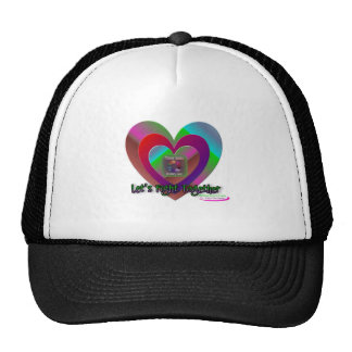 Let's Fight Together T-Shirts Cap