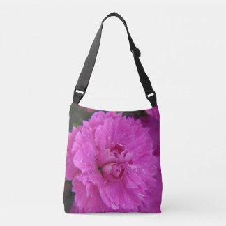 Lets flower our life! crossbody bag