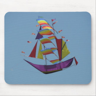 Let's fly a kite mouse pad