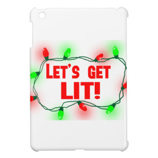 lets get lit cover for the iPad mini