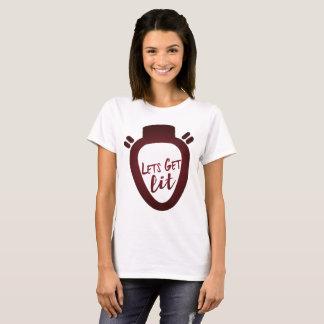 Lets Get Lit T-Shirt