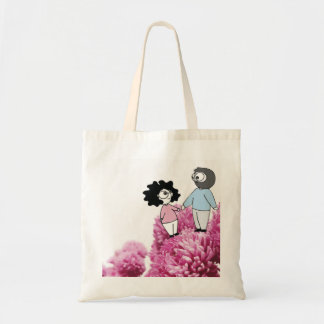 Lets get lost... tote bag