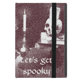 Let's Get Spooky iPad Mini Cover