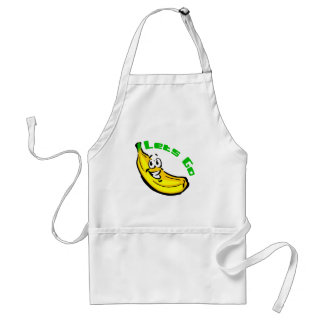 Lets Go Bananas Adult Apron