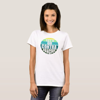 Let's Go Contra Dancing T-Shirt