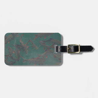 Let's go fishing!!! luggage tag