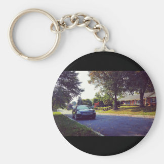 Let's Go Keychain