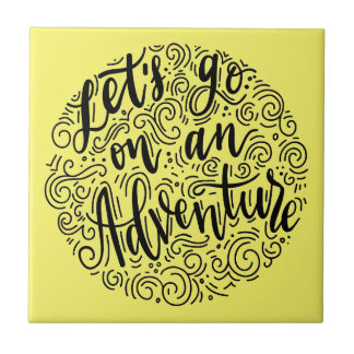 Let's go on an Adventure Tile