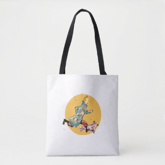Let's go Snowy!- Tote bag