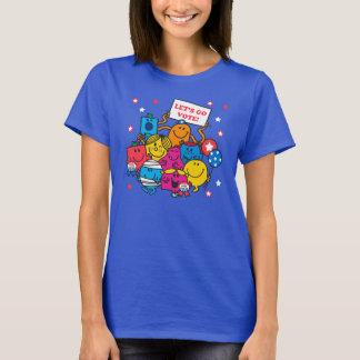Let's Go Vote! T-Shirt